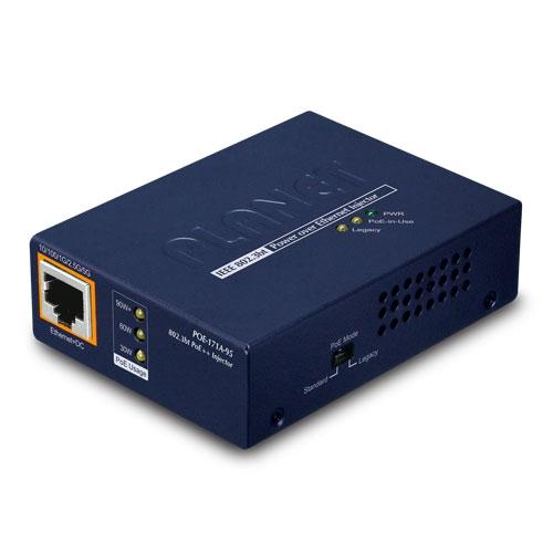 POE-171A-95 Single-Port Multi-Gigabit 802.3bt PoE++ Injector (95 Watts)