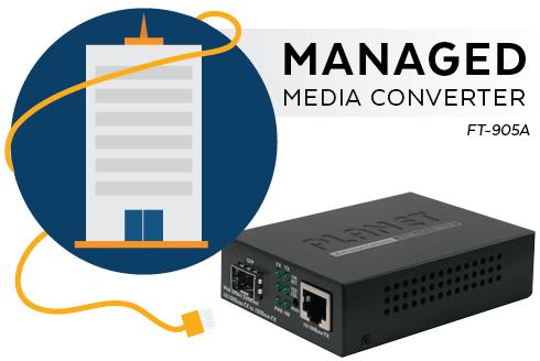 Managed Media Converter