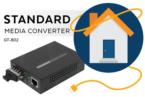 Standard Media Converter