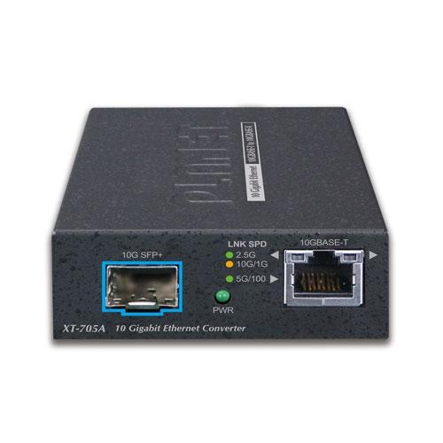 XT-705A Media Converter Front