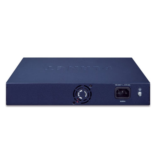 GSD-1222VHP PoE Switch Back