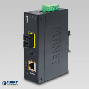 IGTP-802TS Industrial Media Converter