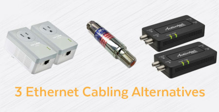 3 Ethernet Cabling Alternatives