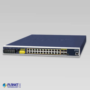 IGS-6325-24P4S Industrial PoE Switch