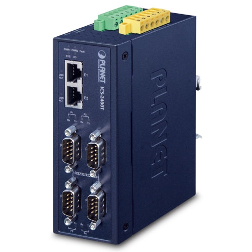 ICS-2400T Serial Device Server
