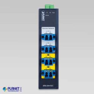 IFB-244-SLC Industrial Switch Front