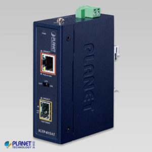 IGTP-815AT Industrial Media Converter