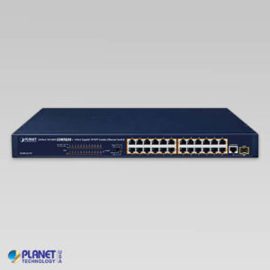 FGSW-2511P PoE Switch Front