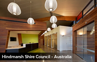 Hindmarsh Shire Council, Inside - Australia