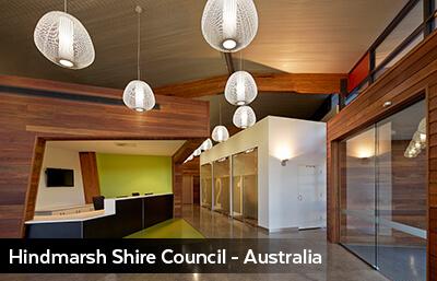 Hindmarsh Shire Council, Inside - Australia