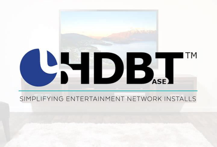 HDBaseT   Simplifying Entertainment Network Installs