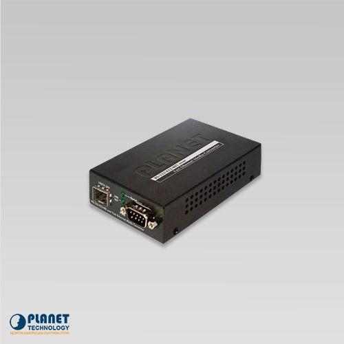 ICS-105A RS-485 over Fast Ethernet Media Converter (SFP)