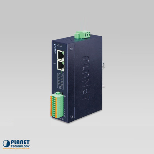 IECS-1116-DO Industrial EtherCAT Slave I/O Module with Isolated 16-ch Digital Output