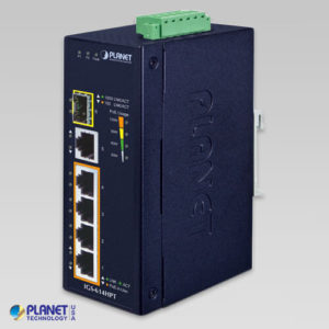 IGS-614HPT Industrial PoE Switch