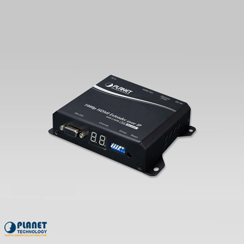 IHD-210PR High Definition HDMI Extender Receiver over IP with PoE- Digital Signage