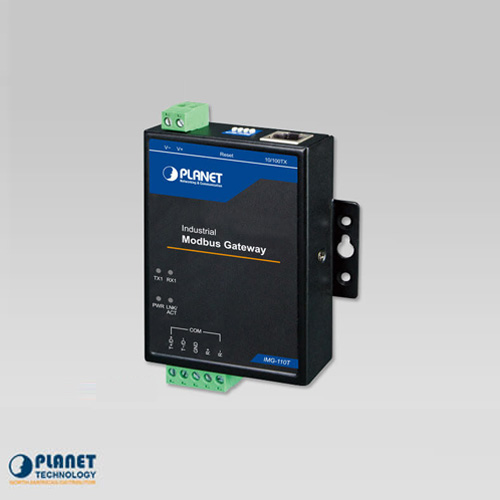 IMG-110T Industrial 1-port RS422/485 Modbus Gateway