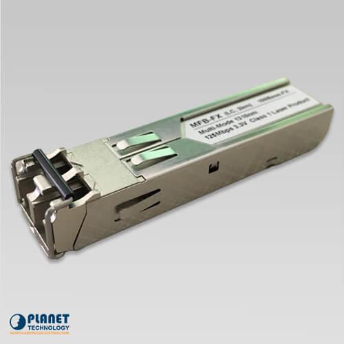 MFB-FX Multimode 100Mbps SFP Fiber Transceiver - 2KM