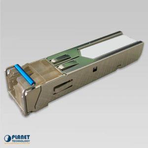 MFB-TFA60 WDM Tx-1310, 100Mbps SFP fiber transceiver (-40 to 75C) – 60KM, DDM Supported