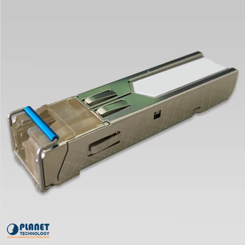 MFB-TFA40 WDM Tx-1310, 100Mbps SFP fiber transceiver (-40 to 75C) - 40KM