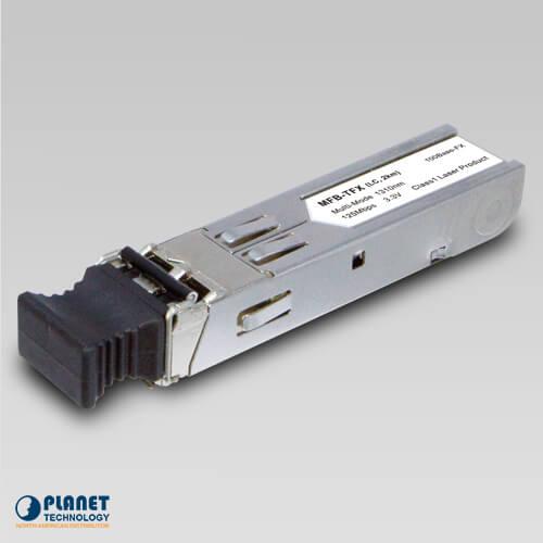 MFB-TFX Multimode 100Mbps SFP fiber transceiver - 2KM