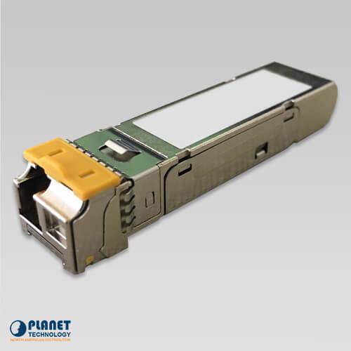 MGB-LB80 SFP-Port 1000 BASE-BX (WDM, TX:1550nm) mini-GBIC module - 80KM