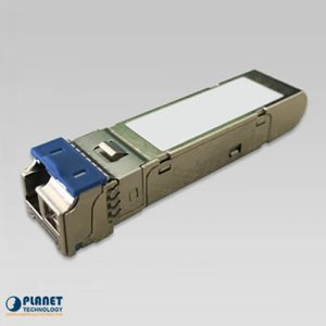 MGB-2GTLR20 2.5G SFP Transceiver (Single mode, 1310nm, DDM, -40~75°C) – 20km