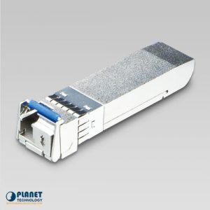 MTB-TLA60 10G SFP+ Fiber Transceiver (WDM, TX:1270nm, RX:1330nm, DDM) – 60KM (-40~75C)