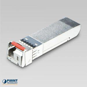 MTB-TLB60 10G SFP+ Fiber Transceiver (WDM, TX:1330nm, RX:1270nm, DDM) – 60KM (-40~75C)