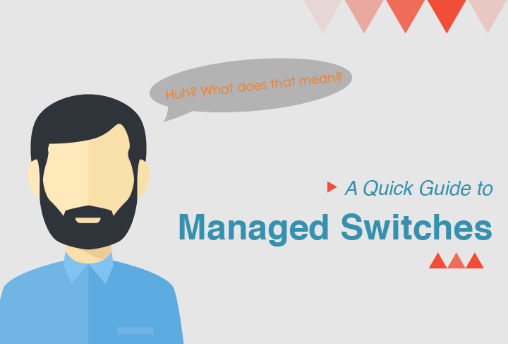 A Quick Guide to Managed Switches Infographic