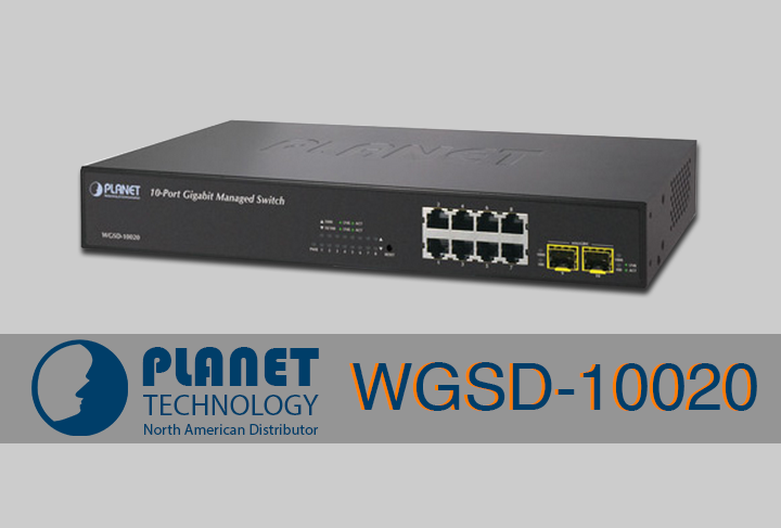 Multi-function Managed Switch Solution for Small to Medium-size Networks