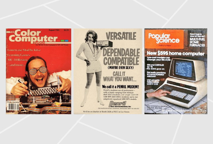 10 Vintage Computer Ads That Will Make You Laugh
