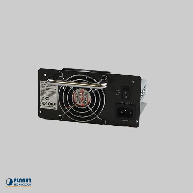 MC-RPS130 130W Redundant Power Supply, 100-240VAC for MC-1610MR/R48