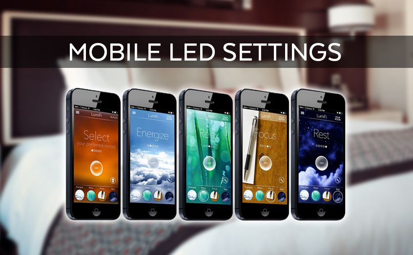 "Mobile LED Settings | ""Personalized"" Isn't Just for the Hospitality Sector Anymore, Or Is It?"