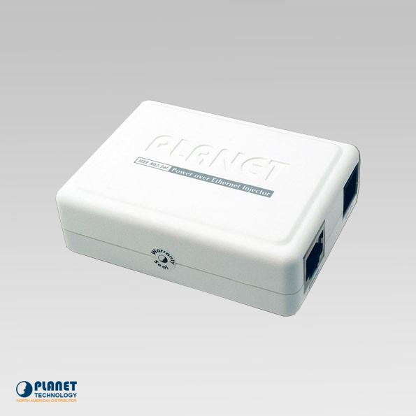 POE-152 IEEE 802.3af PoE Gigabit Injector (End-Span)