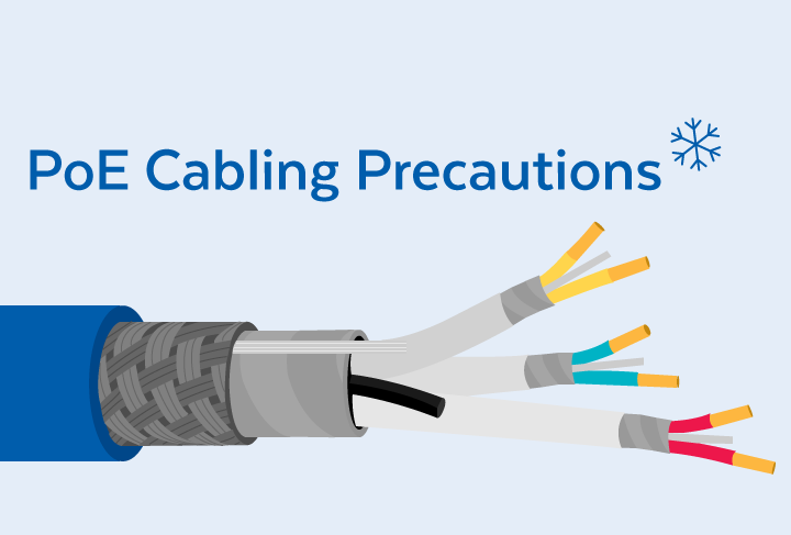 How to Maintain Your PoE Cable Bundles Cool