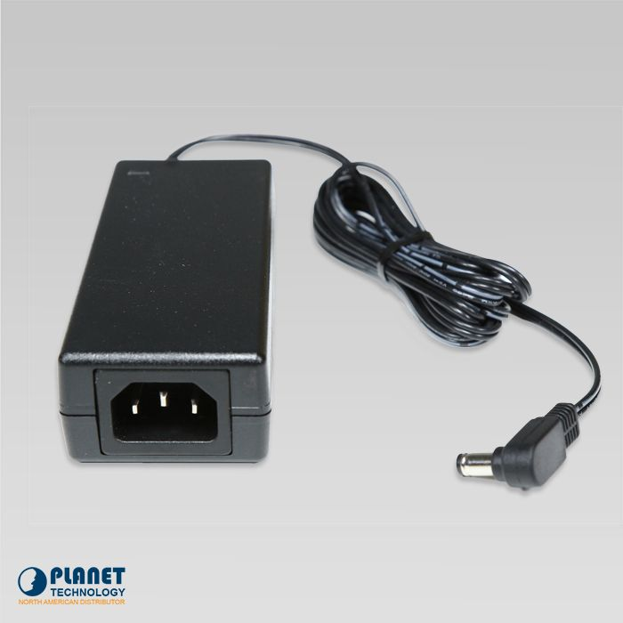 PWR-65-56 65W AC to DC Power Adapter (100-240VAC to 56VDC) - for LRP-101 series