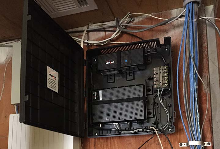 Versa Technology Upgrades to Fiber Broadband