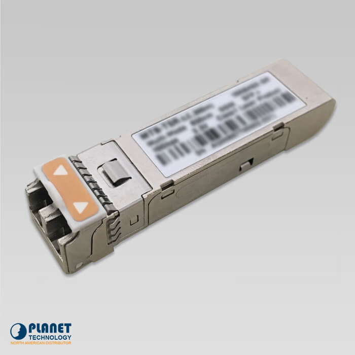 MTB-TSR2 10G SFP+ Fiber Transceiver (Multi-mode, 1310nm, DDM)- 2KM (-40~75C)