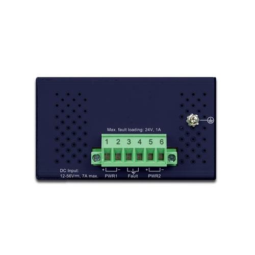 IGS-614HPT PoE Switch Top