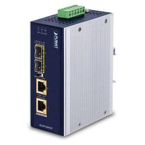 IGUP-2205AT PoE Media Converter