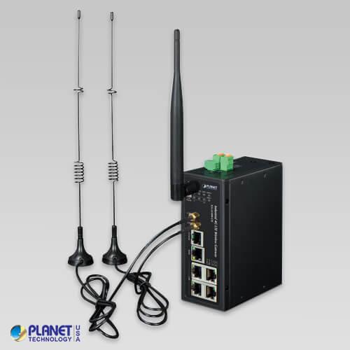 ICG-2510W-LTE-EU Industrial Cellular Gateway