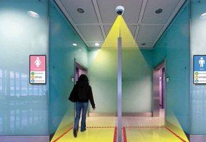 Smart Sensor Bathroom