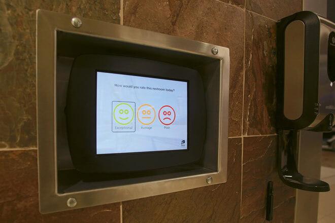Houston Trax Smart Bathroom