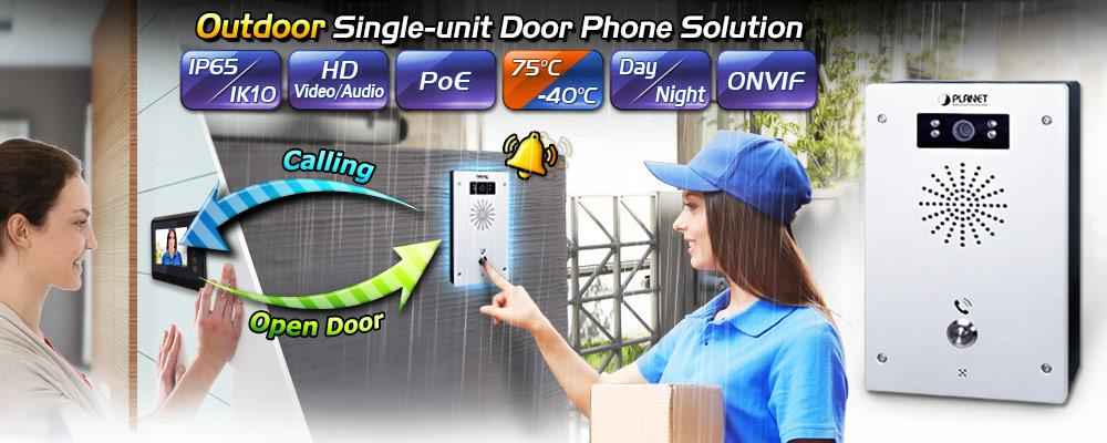 HDP-1160PT Door Phone Solution