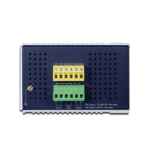 IGS-6325-8T8S4X Industrial PoE Switch Top