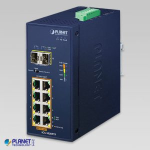IGS-1020PTF Industrial PoE Switch
