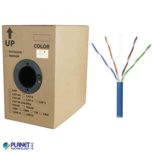 CP-C6-SDP-BL Ethernet Cable Blue