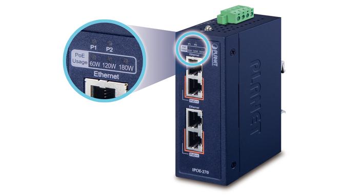 IPOE-270 LED Indicator