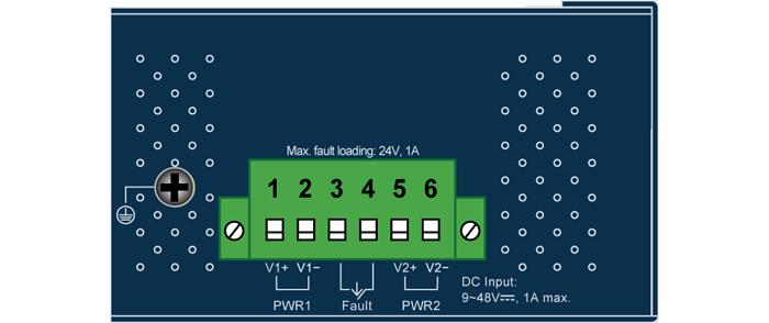 IVR-100 Redundant Power Supply