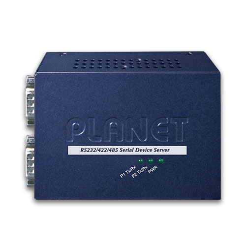 ICS-120 Serial Device Server Top